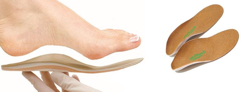 Акция на индивидуальные ортопедические стельки